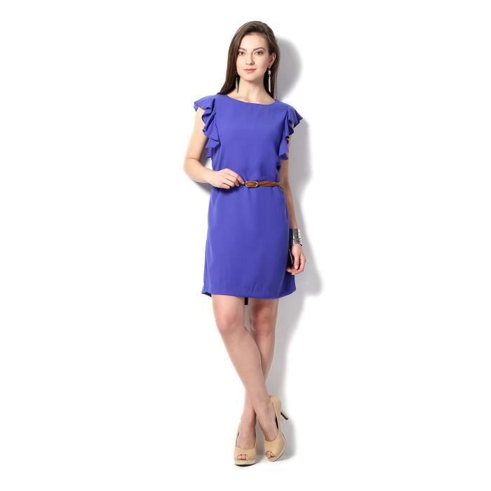 Womens Shift Dress A4BK7 Taille-40