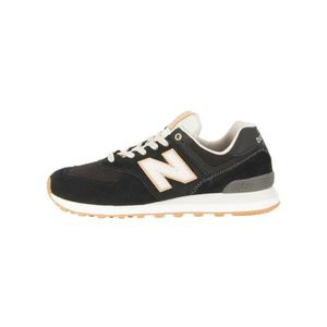 New Balance - MS574AW - MS574AW - Couleur: Blanc-Noir-Rouge - Pointure: 46.5 GRHDawZvtn