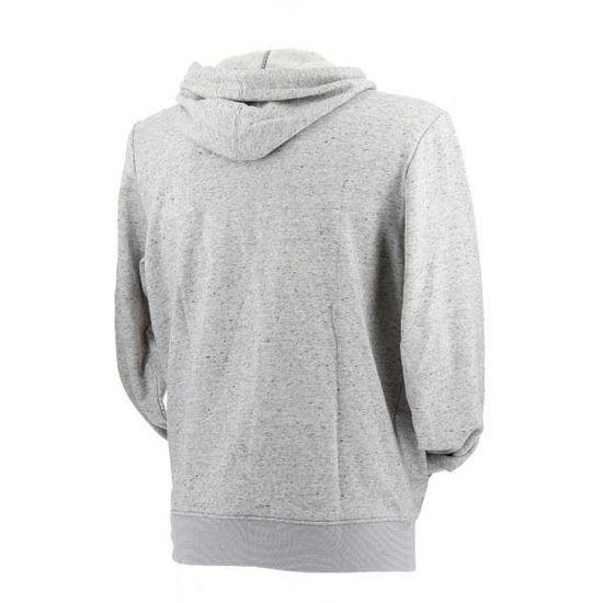 Sweat Adidas Originals Premium Basic Hoodie Gris - Achat   Vente sweatshirt  - Soldes  dès le 9 janvier ! Cdiscount 71100ce0258d