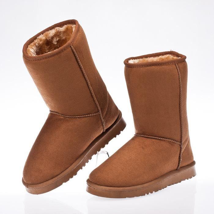 les femmes de la mode chaud sont Lady bottes d'...