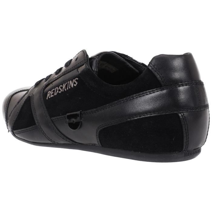 noir Chaussures Tripy ou basses Chaussures Redskins basses cuir synthétique nY0qwgwP7