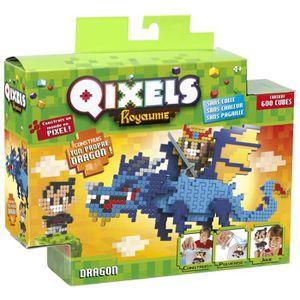 Kit de création - Qixels Royaume (Th?me Dragon)