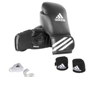 5e7190045 Pack Boxe Anglaise Start and Go (Gants + Bandes + Protège dents ...