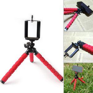 TRÉPIED Flexible Trois jambes Support de téléphone portabl