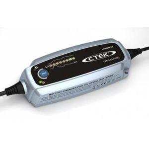 CHARGEUR DE BATTERIE Chargeur Ctek Lithium XS 12V - 5A pour batteries L