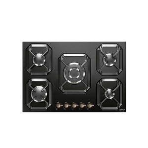 PLAQUE GAZ LOFRA HRNM7A0-GA noir mat table de cuisson  75CM-E