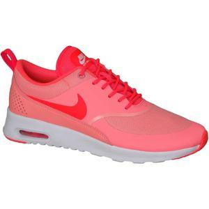 Wmns Thea 599409 Max 608 Air Oragne Nike qCaqr4O