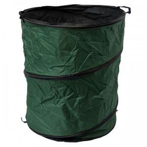 SAC À DÉCHETS VERTS  Sac à déchets vert Pop up 160 litres