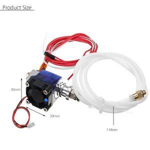 PIÈCE IMPRIMANTE 12V E3D V6 3D imprimante J-extrudeur tête Hotend 1