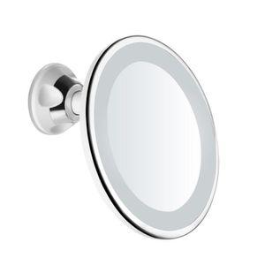 MIROIR 7X   Miroir de maquillage à lève-vitre Miroir de v