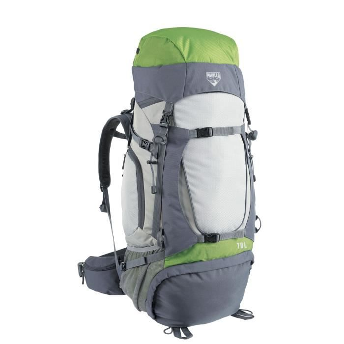 BESTWAY Sac à dos Ralley - Système Spineflow - 70 Litres