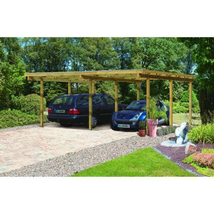 carport bois auchan les abris de jardin quuon aime with carport bois auchan awesome beautiful. Black Bedroom Furniture Sets. Home Design Ideas