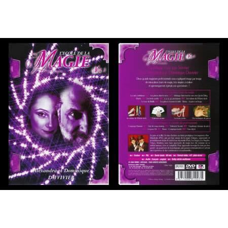 DVD DOCUMENTAIRE DVD L'école de la magie (Vol.3)