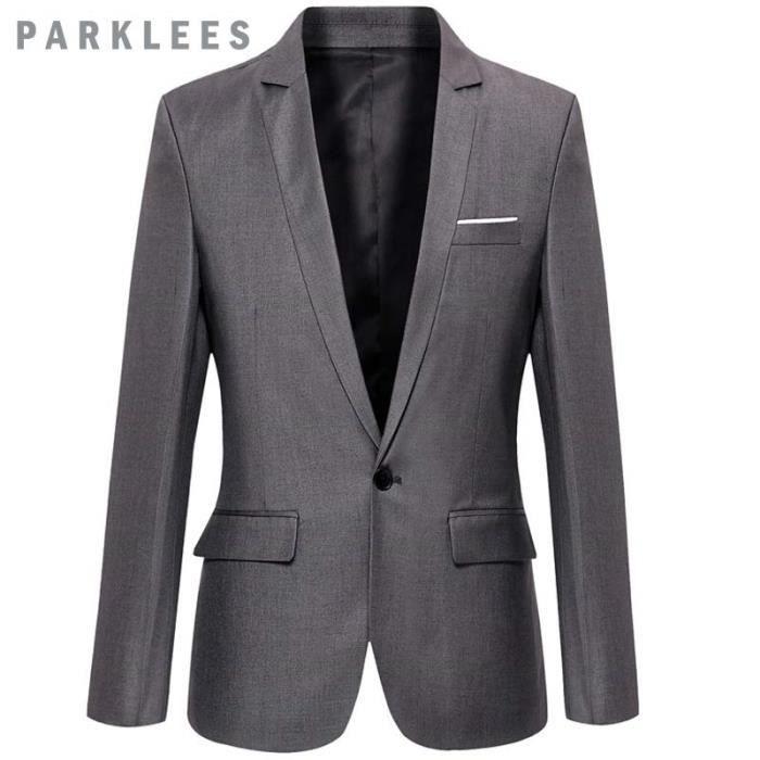 Veste homme blazer-veste costume homme slim - Achat   Vente pas cher 2ed9139c13a9
