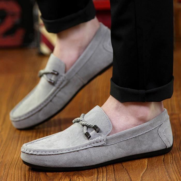 mode pois chaussures pois hommes loisirs de Chaussures les pour frottent de hommes p6WcWCw5q7