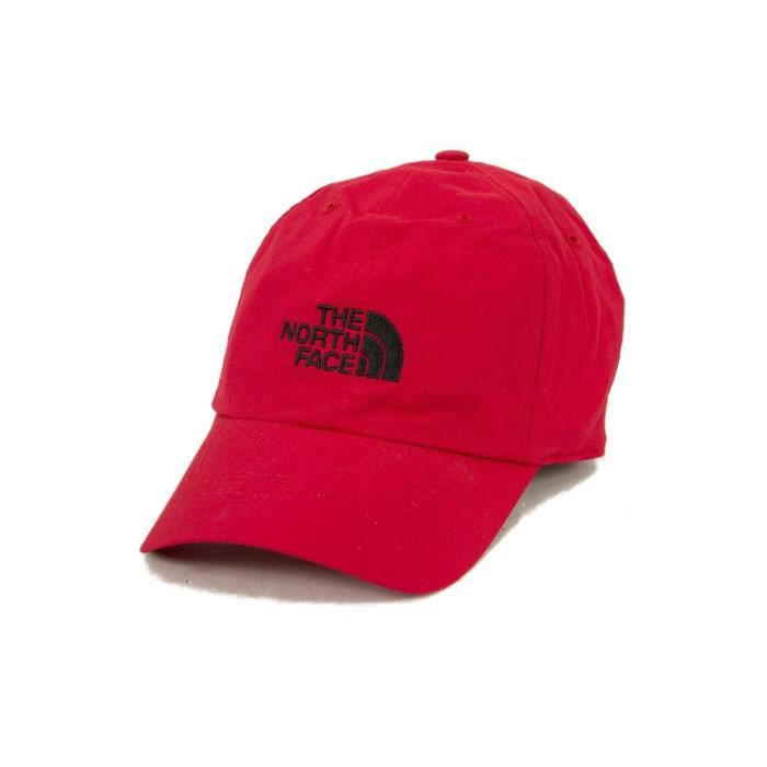 801eda6fae Casquettes the north face cf7w horizon rouge Bleu Rouge - Achat ...