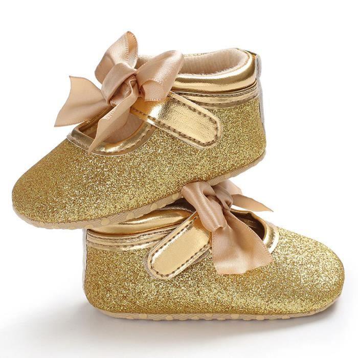 Enfants Chaussures Douce n Bb Semelle Or Ormho Fille Nouveau Enfant Nourrisson Lzp80111146gd 5S88a6