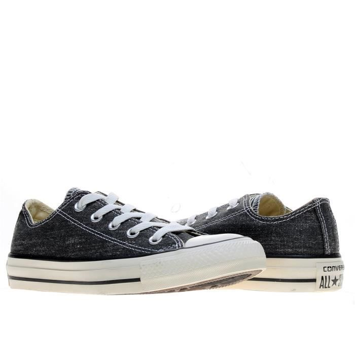 acb663123856 Converse Femmes Chuck Taylor All Star Ox toile délavée Baskets basses B8JVE  Taille-36