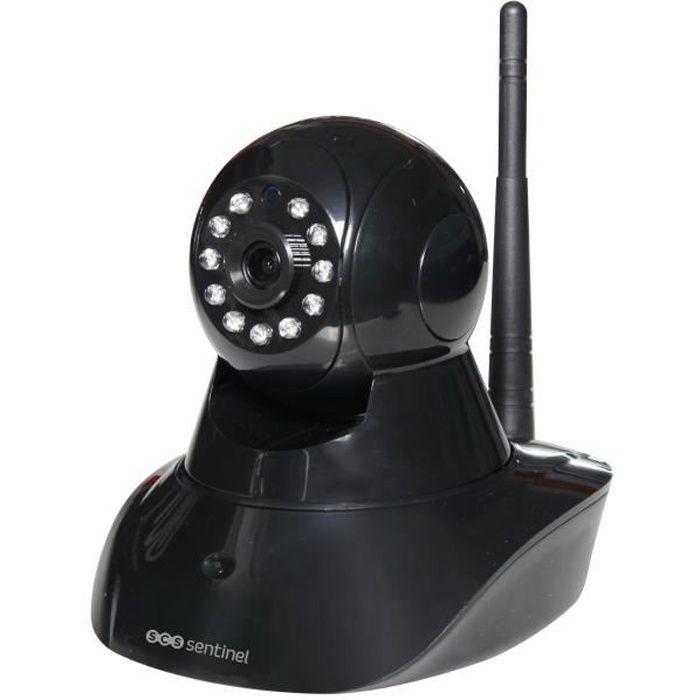 CAMÉRA ANALOGIQUE SCS SENTINEL Caméra de surveillance motorisée HD W