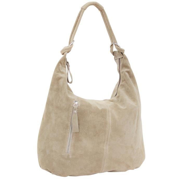 cuir din wl808 en daim en sacs Moda à a4 hobo sac main cuir daim sacs Ambra sac 1D3M65 67qFHw