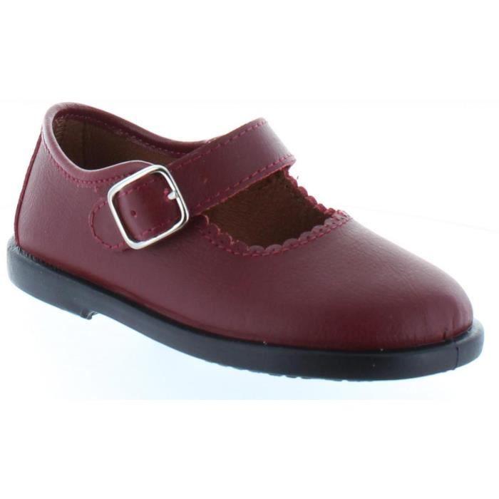 Chaussures pour Fille GARATTI PR0062 BURDEOS