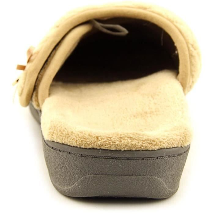 Adilyn Round Toe Canvas Slipper GBUII Taille-36