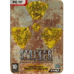 JEU PC STALKER SHADOW OF CHERNOBYL EDITION COLLECTOR /