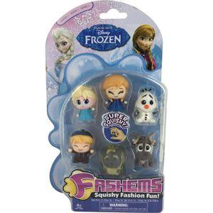Fash'ems - pack deluxe 6 figurines La Reine des Neiges - saison 1