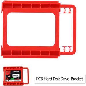 DISQUE DUR SSD 2,5 à 3,5 pouces SSD sur le disque dur à vis Monta