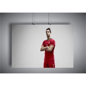 AFFICHE - POSTER Poster CR7 Cristiano Ronaldo Portugal football 04