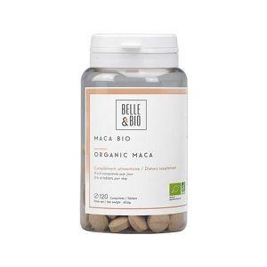 TONUS - VITALITÉ Belle et Bio - Maca bio - 120 comprimés