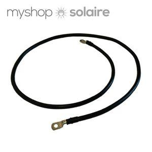 CÂBLE - FIL - GAINE Câble électrique souple de 1.5m - section 50 mm² -