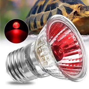 ÉCLAIRAGE TEMPSA E27 75W Ampoule Infrarouge Chauffant Reptil