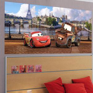 AFFICHE - POSTER Poster géant Cars Paris Disney