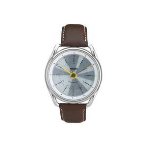 MONTRE CONNECTÉE What Watch Calendar Watch 42 mm acier inoxydable m
