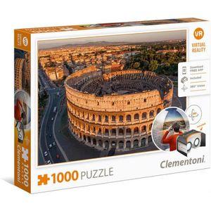 PUZZLE PUZZLE Réalité Virtuelle 1000 pièces - Rome