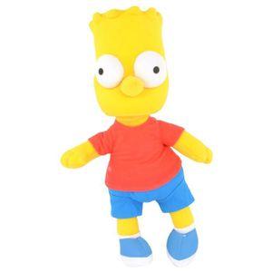 PELUCHE Peluche 38cm Bart Simpsons