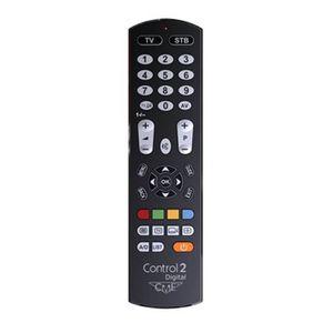 TÉLÉCOMMANDE TV MELICONI 808036 CONTROL 2 DIGITAL Télécommande uni