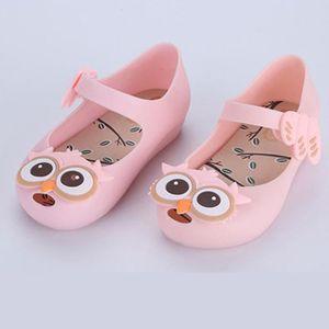 94f2191cb5d69 SANDALE - NU-PIEDS mini - melissa chaussures princesse filles sandale