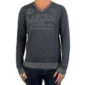 PULL Pull Kaporal Twink Carbone