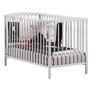 LIT BÉBÉ BABY PRICE Lit Bébé à Barreaux 60x120 cm New Nao 3