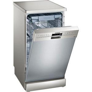 LAVE-VAISSELLE Lave-vaisselle 45cm 10c 46db a+ inox - SR236I00ME