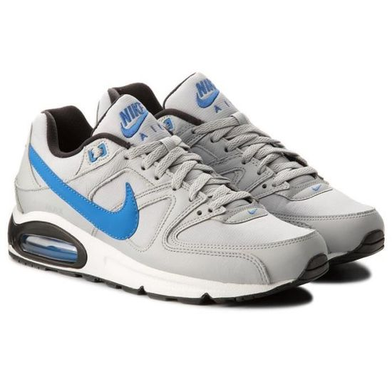 nike hommes air max command leather low-top