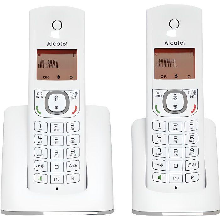 TELEPHONE FIXE - PACK TELEPHONES