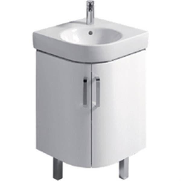 Allia Meuble Prima Style Compact Pour Lave Mains D Angle De 50 Réf