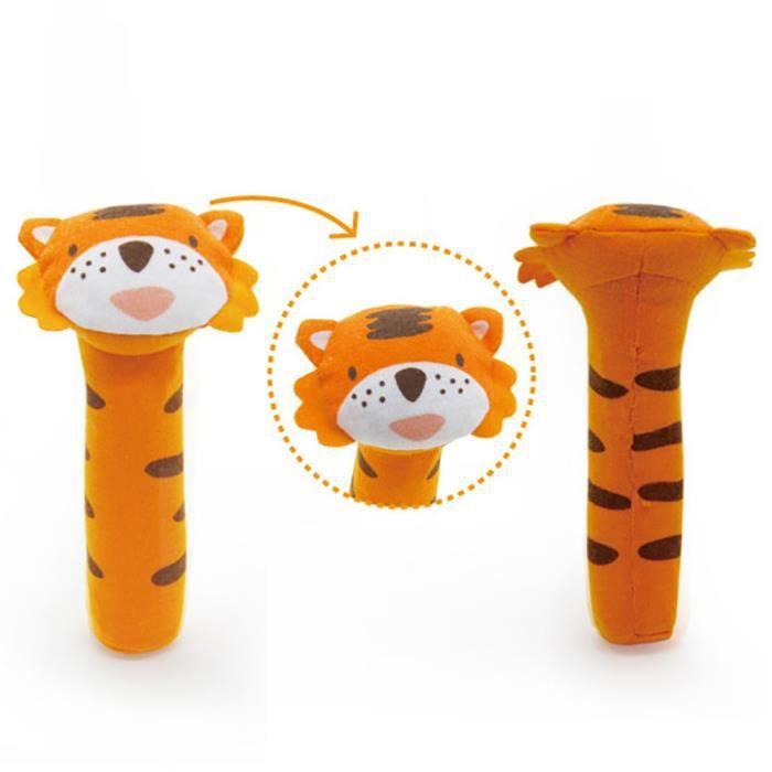 Fricemarke ®Peluche animal bébé bébé enfants Clochettes hochets pour bébé Kid cadeau-DYY70904862B_911