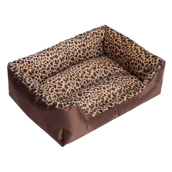 Lit Pour Chien Kennel Douce Et Chaude Sofa Tapis Animaux Puppy Chat Maison Pad Nest Dx460