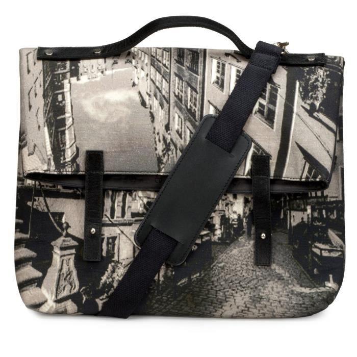 Men Multicolor Imprimé Messenger Bag (er7007bb_blu_blk) GLN60