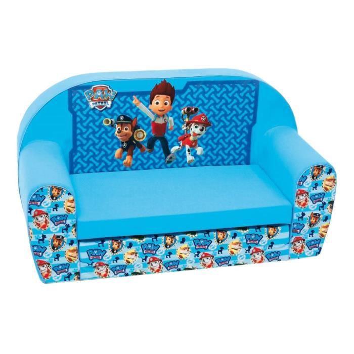 canape pat patrouille achat vente canape pat. Black Bedroom Furniture Sets. Home Design Ideas