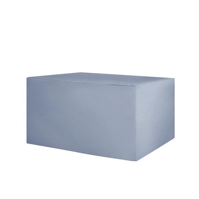 Bâche de protection pour salon de jardin XXL, Grande - 230x225x65 cm